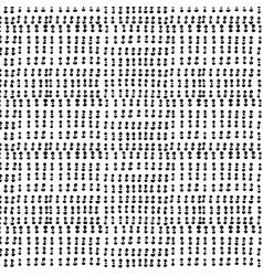 Abstract handmade seamless pattern vector