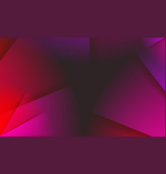 Abstract red and pink background vector