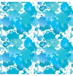 summer seamless water drop 380 vector image vector image