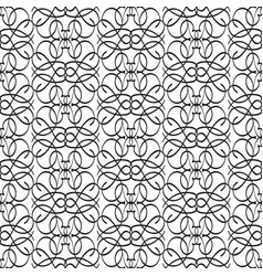 abstract minimalistic design seamless pattern vector image