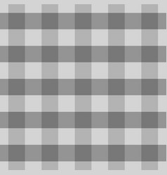 Seamless background with gray squares vector