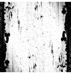 Grunge Messy Frame vector image