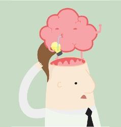 Brain Strong vector