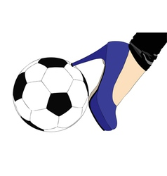 The fashion and Sport vector image