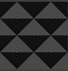 blacktexture - seamless vector image vector image