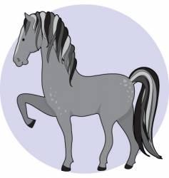 Horse dapple vector