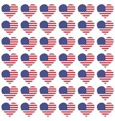 LOVE USA1 vector image