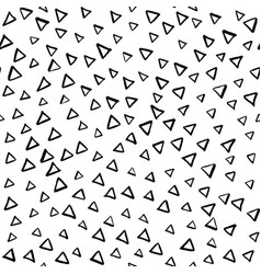 seamless ink pattern vector image vector image