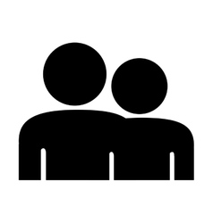 User pictogram icon image vector