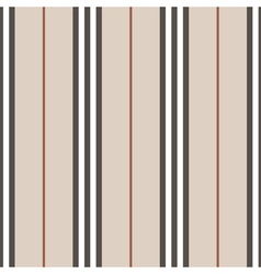 Vertical thin straight lines seamless pattern vector