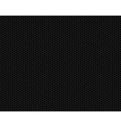hexagon seamless wallpaper vector image vector image