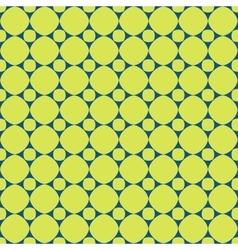 Polka dot geometric seamless pattern 2506 vector image vector image