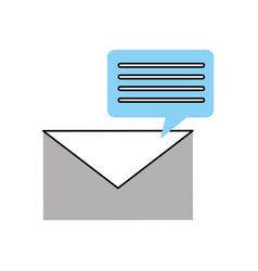 Information mail messages vector