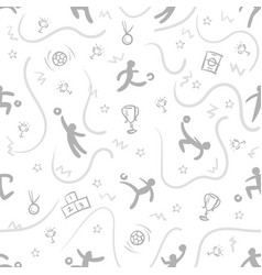 Key bg-pattern sport-mix vector