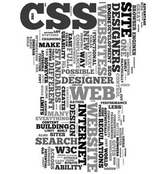 Your new website is inside text word cloud concept vector