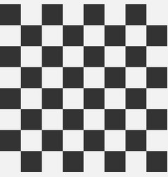 Chess board seamless pattern checkered pattern vector