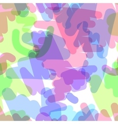 Seamless pattern with painted lines vector image