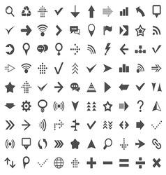 90 Web Icon vector image
