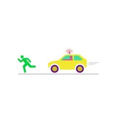 Bandit Icon vector image
