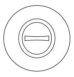 Theta capital greek symbol uppercase letter font vector