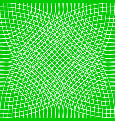 cellular grid mesh pattern with circles from vector image