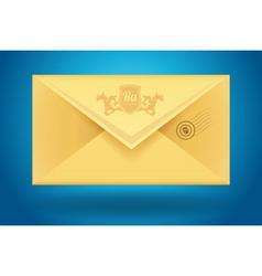 vector envelop icon vector image vector image
