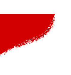 Background - crayon - red and white 01 04a vector