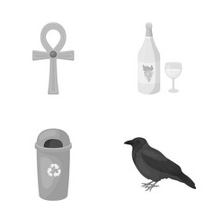 nature business ecology and other web icon in vector image
