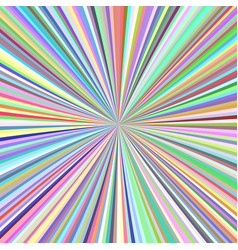 radial stripes background - ray burst graphic vector image
