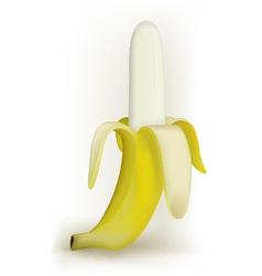 fresh banana vector image