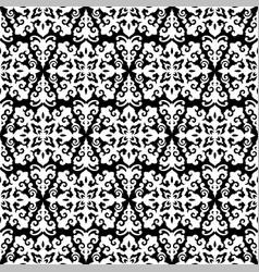 seamless traditional asian ornamental motive vector image
