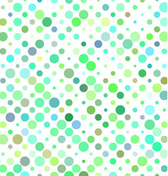 Color abstract circle pattern background vector