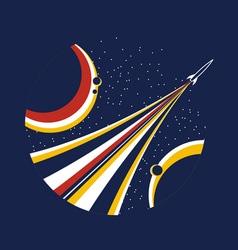 Deep space vector