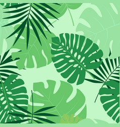 Exotic seamless pattern vector