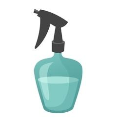 Hair style bottle vector