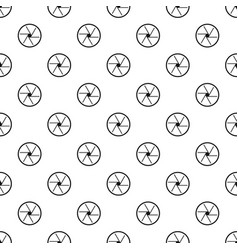 Round objective pattern vector