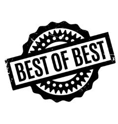Best Of rubber stamp vector image vector image