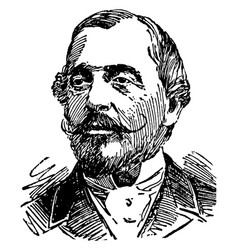 marquis of dufferin vintage vector image