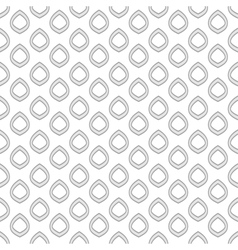 Simple pattern with repeatable spots vector