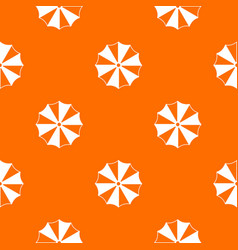 striped umbrella pattern seamless vector image
