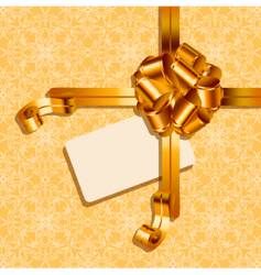 gift wrapping vector image vector image