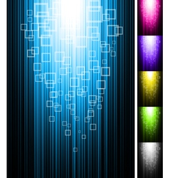 line shine vertical background vector image vector image