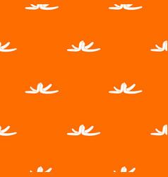 banana skin pattern seamless vector image