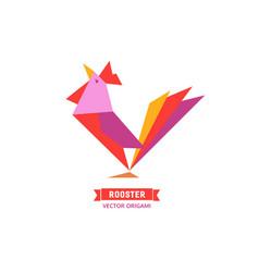 cartoon bird icon vector image