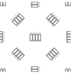 Suppositories pattern seamless vector