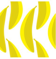 A yellow banana seamless pattern vector