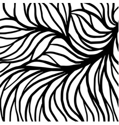 root patern vector image