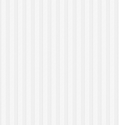 White Strip Seamless Pattern Background vector image