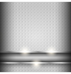 Metal surface iron texture vector image vector image