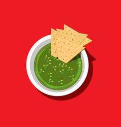 Food icon concept vector